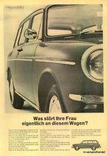 VW-VARIANT-S-1965-Reklame-Werbung-genuine Ad-La publicité-nl-Versandhandel