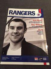 Rangers v Celtic 2005/06