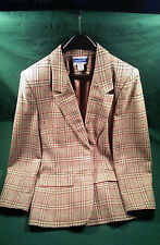 Women's 100% wool Pendleton jacket / blazer / coat, size 10