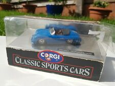 Corgi Classics Porsche 356 Open Top Diecast Model 1:43 Scale Boxed