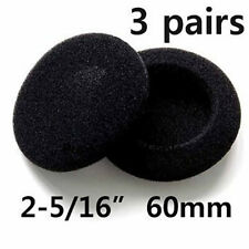 3pcs Headset Soft Foam Pad Ear Cover  for Sony Headphones-3pairs of 2-5/16-Inch