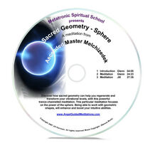 Angel Guided Meditation CD No 12 - MELCHIZEDEK'S SACRED GEOMETRY - ASCENSION