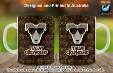 Italian Greyhound Hipster Dog Cute Cool Creative Nice Funny Tea Coffee Mug gift
