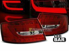 Tail Lights for AUDI A6 4F C6 Sedan 04-08 Red White LED 7 PIN 7PIN LHD LDAUC5-ED