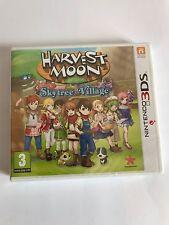 Harvest Moon: Skytree Village (Nintendo 3DS) NEW SEALED *FREE UK POST*