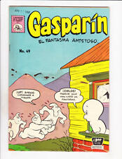 Gasparin No  49 1959 Spanish Casper Ghostly Trio Cover!