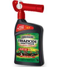 Spectracide TRIAZICIDE For Lawns Insect Killer Hose Sprayer 32 oz.