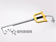 Hot Kingdom Hearts Sora Kingdom Key Keyblade Cosplay Weapon Prop 95.5 length