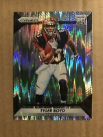 2016 TYLER BOYD PANINI PRIZM ROOKIE RC FLASH REFRACTOR #270 BENGALS