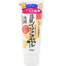 SANA Japan Nameraka Honpo Soy Isoflavone Cleansing Wash Foam (150g/5 fl.oz)