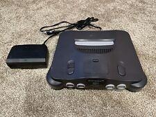 Nintendo N64 RGB Mod with THS7316 RGB Amp & Original Power Supply