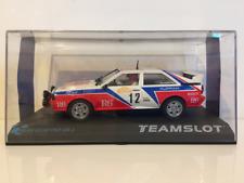 Team Slot 12204 Audi Quattro GR.4 Monte Carlo 1982 New Boxed