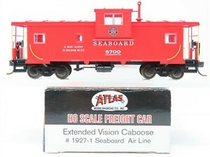 HO Scale Atlas 1927-1 SAL Seaboard Air Line Extended Vision Caboose #5700