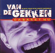 VAN DE GEKKEN - CABARET NU (3-CD COMPILATIE VAN DE BESTE LIEDJES EN CONFERENCES)
