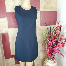 L' Altra Moda Women's Sleeveless Dress Blue Size Made in Italy size 40 Blue
