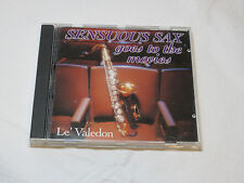 Sensuous Sax Goes to the Movies Le' Valedon 1990 PPI Entertainment Take My Breat
