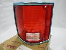 TYC 11-1283-01 Left Side Tail Light for Blazer, Suburban, Jimmy,