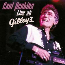 CARL PERKINS - LIVE AT GILLEY`S (NEW CD)