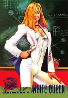 WHITE QUEEN / X-Men Fleer Ultra 1995 BASE Trading Card #79