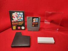 Super Mario Bros 1 Nintendo NES + Box + Custodia PAL