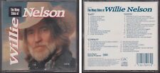 Many Sides Of WILLIE NELSON 36 All Time Greatest Hits 3 CD [Easy Duets Cowboy]