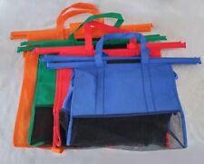 Non-woven shopping bag four-piece hanging bag supermarket hand shopping bag