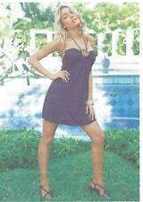 Sexy Jersey-Kleid Laura Scott Lila Gr. 42