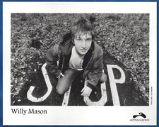 Willy Mason Vintage Publicity/Press Photo Orig Sondre Lerche Bright Eyes