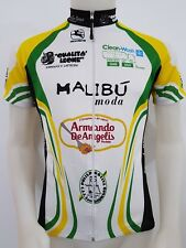 MAGLIA SHIRT CICLISMO GIORDANA JERSEY TG.M-3-48 BICICLE MT BIKE CYCLING MB320