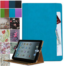 Pocket Smart Case Cover Stand Magnetic Leather for New Old Apple iPad 10.5 9.7