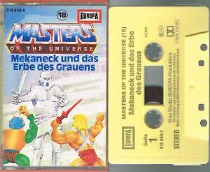 MC - Masters Of The Universe Folge 18 Mekaneck und das Erbe des Grauens - He Man