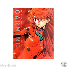 Used Yoshiyuki Sadamoto Carmine Art book