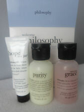 Welcome Philosophy Girl Hope In A Jar Purity Made Simple Amazing Grace Nib