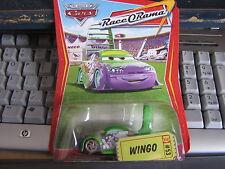 DISNEY PIXAR CARS WINGO RACE ORAMA
