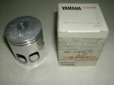 NEW NOS 1980 YAMAHA YZ80 YZ 80 YZ80G 1ST OVERSIZED PISTON P/N 3R1-11635-02-00