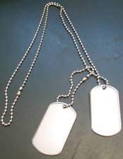 Halskette Erkennungsmarke Dog Tag US Army Necklace