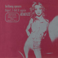 Britney Spears Oops!... I Did It Again (Remixes) LIMITED EDITION