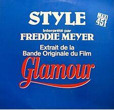 ++FREDDIE MEYER style/bedroom eyes BO GLAMOUR MAXI PROMO 1984 WEA EX++