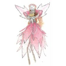 Fab Fairy Collection Dream Catcher Fairy Pink fun hanging Fairy / Angel