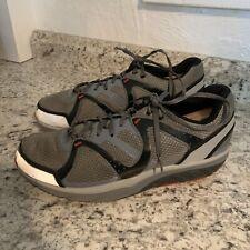 MBT Speed Mens Size 42/8-8.5 Grey Tone Up Walking Shoe