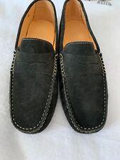 Chaussures mocassins homme -daim /cuir intégral et Picots - Pointure 43 NEUFS