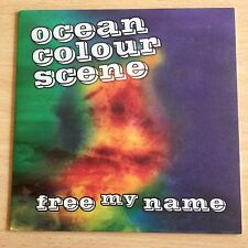 "Ocean Colour Scene - Free My Name 7"" Vinyl"