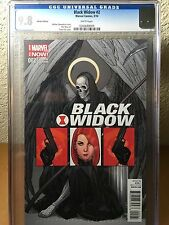 Black Widow #2 (May 2014, Marvel) CGC 9.8 1:50 Frank Cho Variant Cover