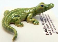 Retired Hagen Renaker Baby Alligator Variations