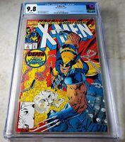 X-Men #9 - Wolverine Ghost Rider Marvel 1992 CGC 9.8 NM/MT WP - Comic F0017