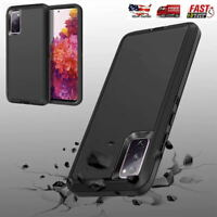 For Samsung Galaxy S20 FE, Fan Edition 5G Case Heavy Duty Shockproof Tough Cover