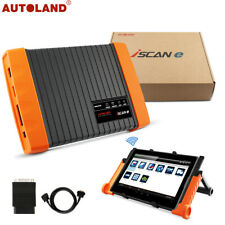 AUTOLAND Full System Scanner OBD2 Bluetooth Code Reader With Android Tablet