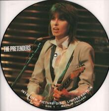 """The Pretenders(12"""" Vinyl Picture Disc)Limited Edition Interview Disc-Ba-Ex/NM"""