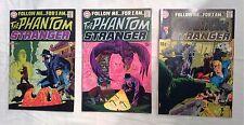 The Phantom Stranger #1, #2, #3 (3Books) Neil Adams (VF or better)No Restoration
