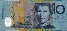 AUSTRALIA $10 Dollars 2012 Stevens/Parkinson P58f UNC Banknote